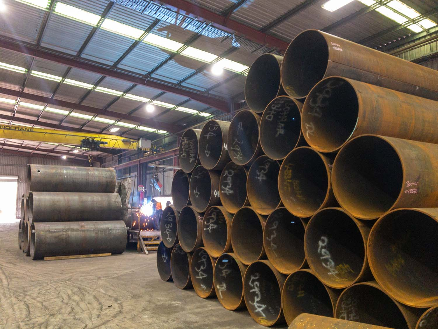 Steel Pipe and Casing